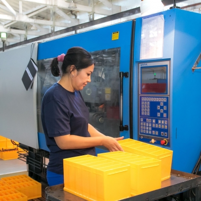 Manufacture of monoblocks - 7