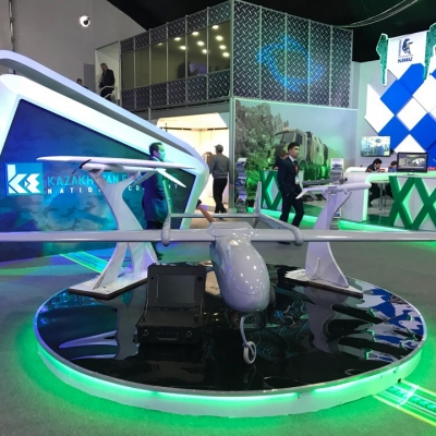 "V International Exhibition of Arms and Military-Technical Property ""Kadex -2018"" - 1"