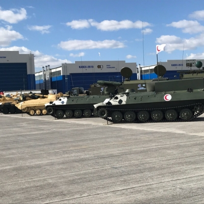"V International Exhibition of Arms and Military-Technical Property ""Kadex -2018"" - 7"