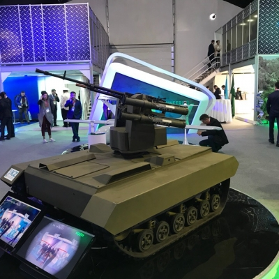 "V International Exhibition of Arms and Military-Technical Property ""Kadex -2018"" - 9"
