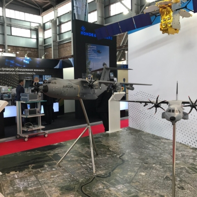"V International Exhibition of Arms and Military-Technical Property ""Kadex -2018"" - 12"